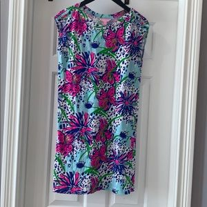 Lilly Pulitzer sleeveless shift dress, size XS